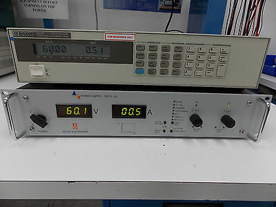 Delta Elektronika Model Sm 70-22 Power Supply 0-70V/ 0-22A *tested*