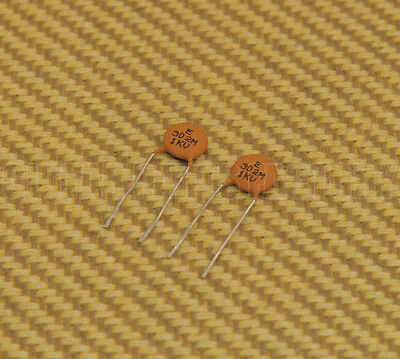 005-4509-049 Genuine Fender .003mfd Capacitor for Jaguar Guitar