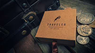 The Traveler (Gimmick and Online Instructions) by Jeff Copeland - Trick