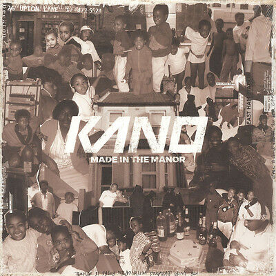 Kano - Made In The Manor Vinyl UK 2LP