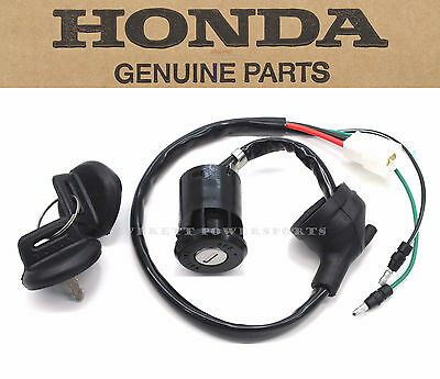 New Honda Ignition Key Switch ATC250 ES Big Red 1985-1987 OEM (In Stock)  #F56