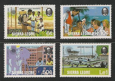 Sierra Leone 1983 Commonwealth Day  MNH