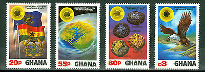 Ghana 1983 Commonwealth Day  MNH