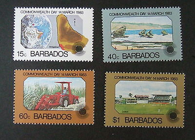 Barbados 1983 Commonwealth Day  MNH