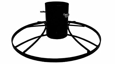 Bosmere 5-inch Contemporary Christmas Tree Stand with Black Sparkle