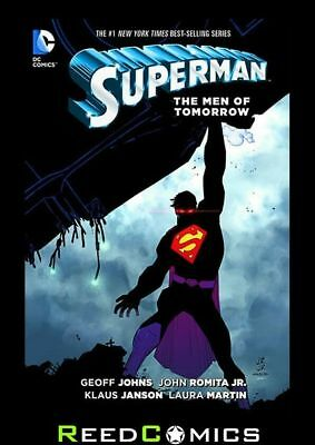 SUPERMAN VOLUME 6 THE MEN OF TOMORROW GRAPHIC NOVEL Paperback Collects #32-39