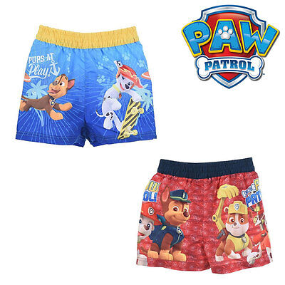 Maillot De Bain Enfant / Short De Bain Pat' Patrouille Collection 2016