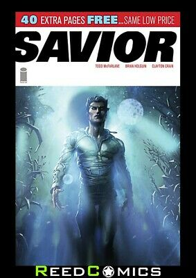 SAVIOUR THE COMPLETE COLLECTION GRAPHIC NOVEL New Paperback Collects Issues #1-5