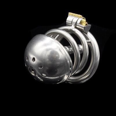 New Stainless steel Urethral Tube Male Chastity device  A219