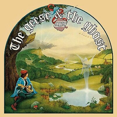 Anthony Phillips - The Geese And The Ghost 2 Cd+Dvd New+