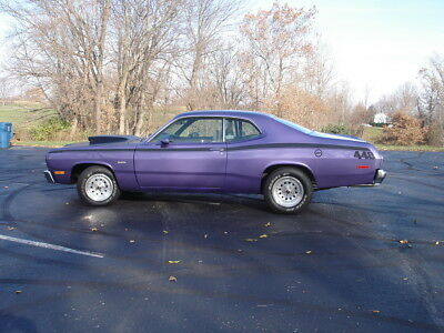 Side Stripes stripe kit for 1971-72 Plymouth Duster