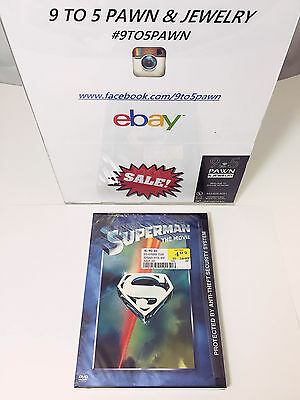 Dvd Superman The Movie New/sealed *free Fast Shipping*