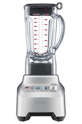 NEW Breville BBL910/BBL915 Boss Blender: S/Steel