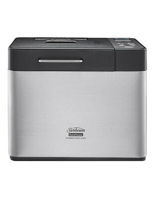 NEW Sunbeam Bakehouse Breadmaker BM4500 Grey