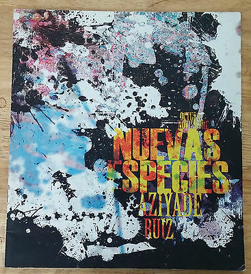 "Art Catalog ""nuevas Especies"" Aziyade Ruiz Cuba Arte Art Exhibition"