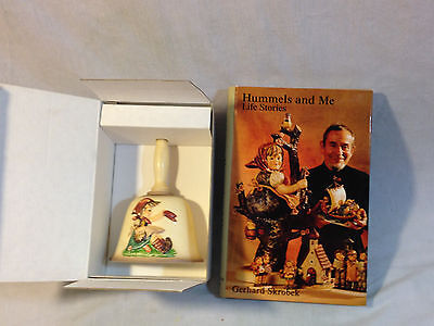 1979 Vintage Second Edition Goebel HUMMEL ANNUAL BELL w/ book MINT