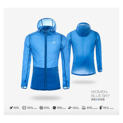 Naturehike Men's Ultralight Jackets UV-protection Wear Sunscreen clothing