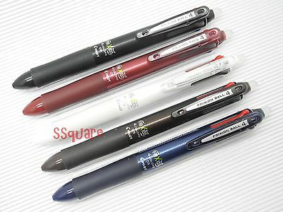 Pilot FriXion Ball 4 LKFB-80EF 0.5mm Multi-Color Erasable Rollerball Gel pen