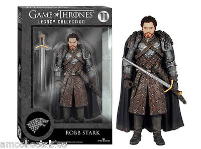 Game Of Thrones - Legacy Collection - Robb Stark -  Figur Neu/ovp