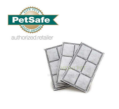 Replacement Filters for Petsafe Drinkwell Original and Platinum (6 Pack)