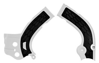 Acerbis X-Grip Frame Guard For Yamaha YZ250F YZ450F White Black 2374261035