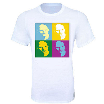 Tim Booth James Pop Art Andy Warhol Style T-Shirt - Kids & Adult Sizes