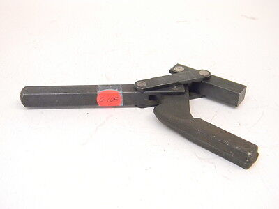 Used Wolverine Lapeer Clamp Model# C-105 Vertical Hold Down Clamp (700 Lb Cap.)