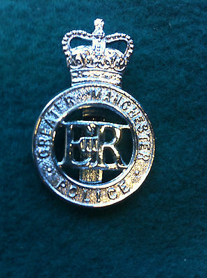 Vintage Greater Manchester Police Cap badge