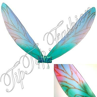 Child & Adult Pixie Wings Fairy Princess Angel Fairy Tail Tinkerbell Fancy Dress