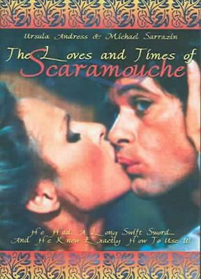 Loves And Times Of Scaramouche New Dvd