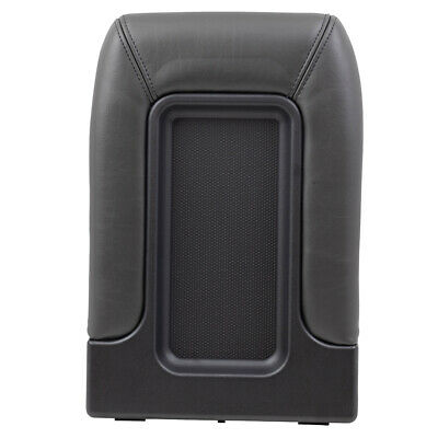 New Center Console Lid Dark Gray 01-06 Chevrolet Silverado / GMC Sierra 19127364