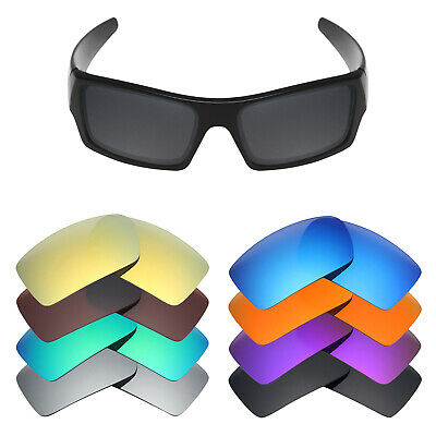 Mryok Anti-Scratch Polarized Replacement Lenses for-Oakley Gascan Sunglass