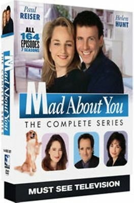 Mad About You The Complete Series 1 2 3 4 5 6 7 Season New DVD