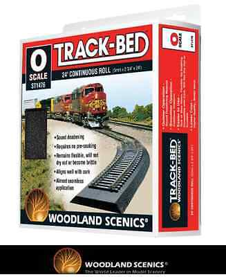 Woodland Scenics ST1476 Track Bed Continuous Roll O Gauge