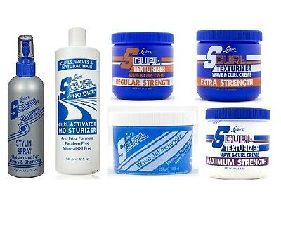 Lusters S Curl Moisturising Hair Activator Care Curly Wavey Natural Hair Styles