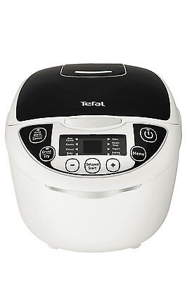 NEW Tefal RK705 Rice Cooker & Multicooker: Silver