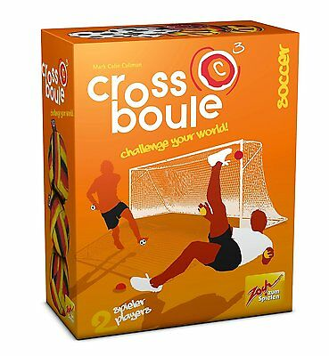 Cross Boule Set Soccer Boccia Beach Strandspiel