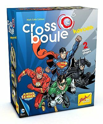 Cross Boule Set Heroes Boccia Beach Strandspiel