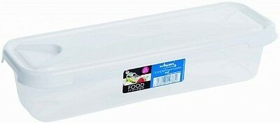 307523 Wham Bacon Food Storage Box White 1.2ltr