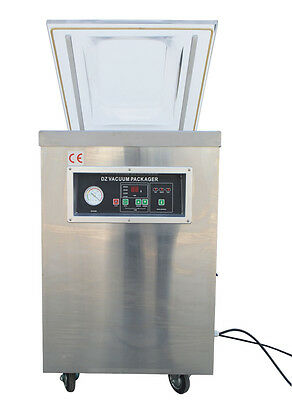 DZ-500 Single Chamber Vacuum Packaging Machine Sealing Machine Sealer 110V