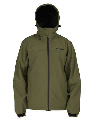 Navitas Apparel NEW Carp Fishing Mens Hooded Soft Shell 2.0 Jacket *All Sizes*