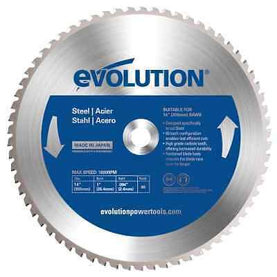 Steel Cutting Saw Blade Carbide 14'' Power Tool Electrical Chop Metal Circular