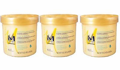 Motions Hair Relaxer Regular Mild Super Professional Moisturising Formula 15oz
