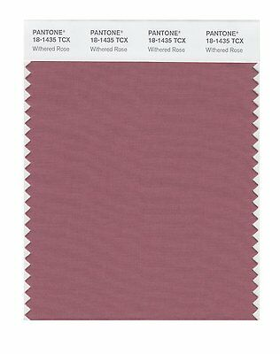 Pantone Smart Swatch 18-1435 Withered Rose