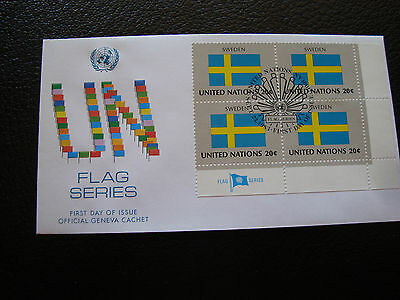 NATIONS-UNIES (new-york) - enveloppe 1er jour 23/9/1983 (cy77) united nations