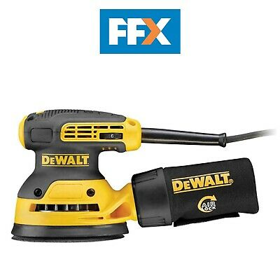 DeWalt 6423 125mm 280 Watt Random Orbit Sander 110v