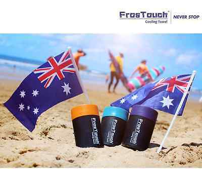 FrosTouch Sports cooling towel in 10 different colours 100cm*30cm