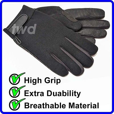 High Grip Windproof Cycling Gloves Mtb Bmx Breathable Bike Bicycle Riding Sport