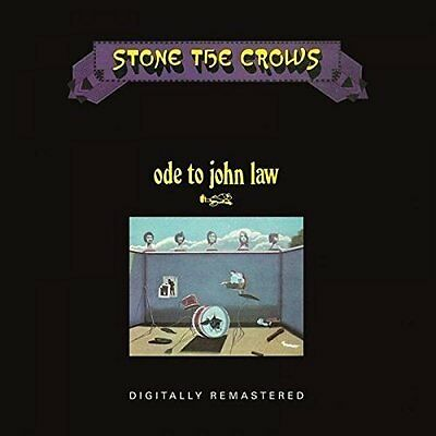 Stone the Crows - Ode to John Law (2016)  180g Vinyl LP  NEW *Release 24th June*