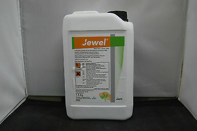 1.5Kg Scotts Jewel Weed And Moss Killer For Your Lawn Grass Turf Weedkiller